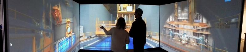 UxPlorer – Immersion dans une centrale nucléaire